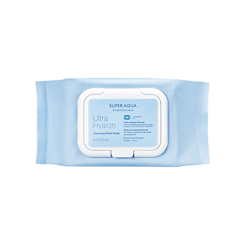 MISSHA Super Aqua Ultra Hyalron Cleansing Water Tissue