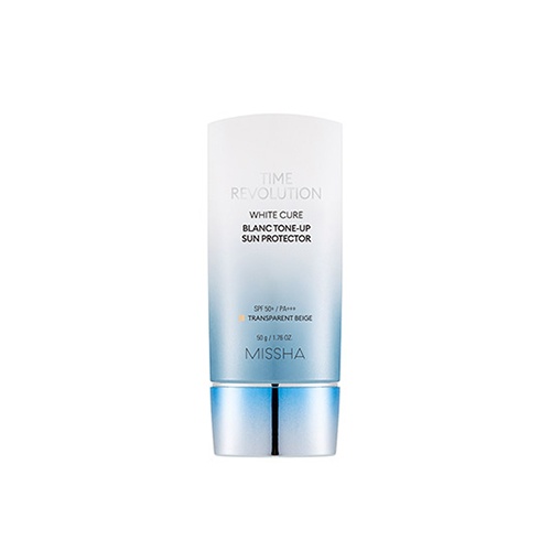 MISSHA Time Revolution White Cure Blanc Tone Up Sun Protector