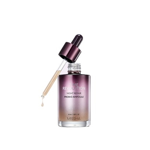 Missha Time Revolution Night Repair Probio Borabit Ampoule