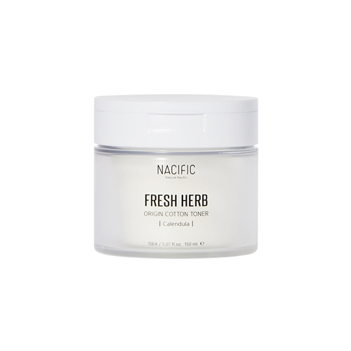 NACIFIC Fresh Herb Origin Cotton Toner