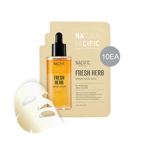 NACIFIC Fresh Herb Origin Mask Pack
