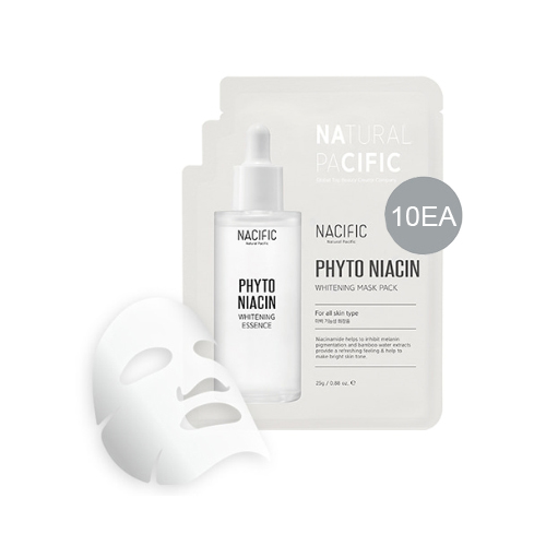 NACIFIC Phyto Niacin Whitening Mask Pack