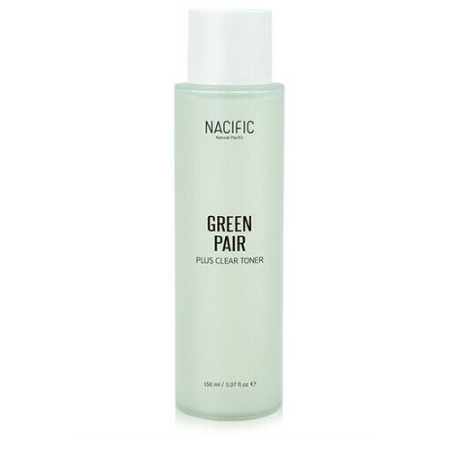 NACIFIC Green Pair Plus Clear Toner