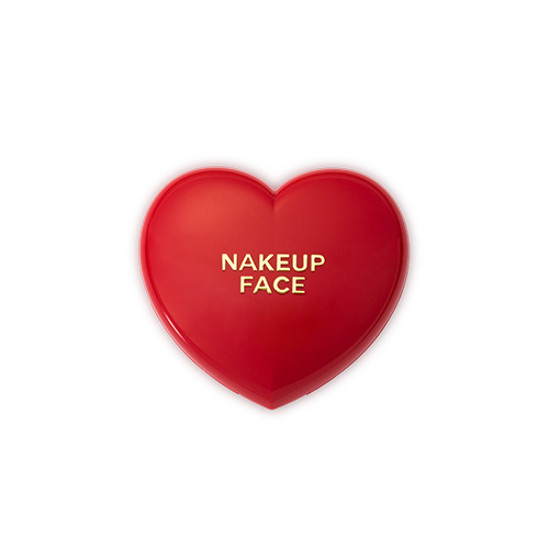 NAKEUP FACE Waterking Cover Cushion Heart Edition