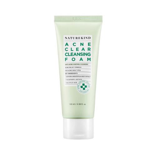 NATUREKIND_Acne_Clear_Cleansing_Foam_100ml