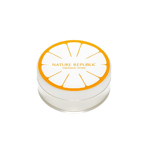 NATURE REPUBLIC Botanical Orange Pore Powder