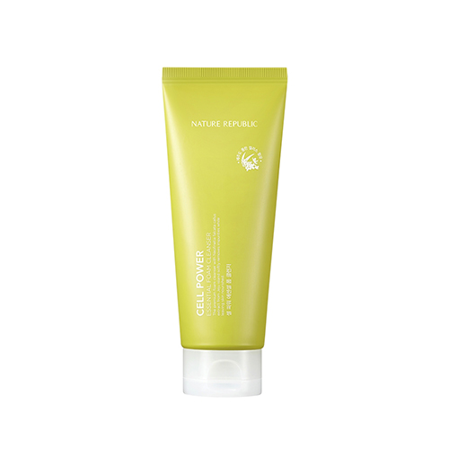NATURE REPUBLIC Cell Power Essential Foam Cleanser