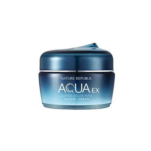 NATURE REPUBLIC Super Aqua Max EX Watery Cream