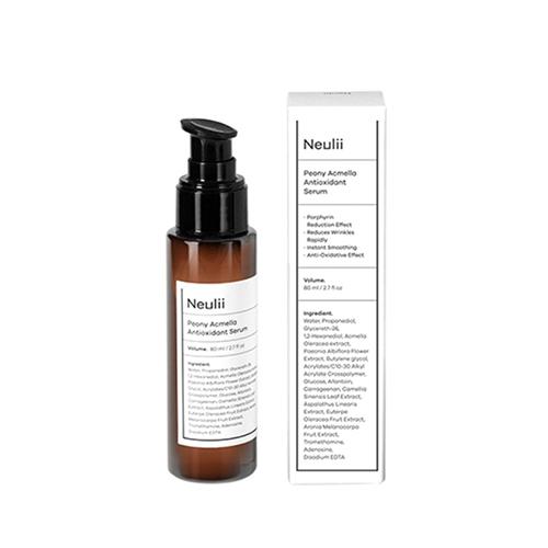 Neulii Peony Acmella Antioxidant Serum