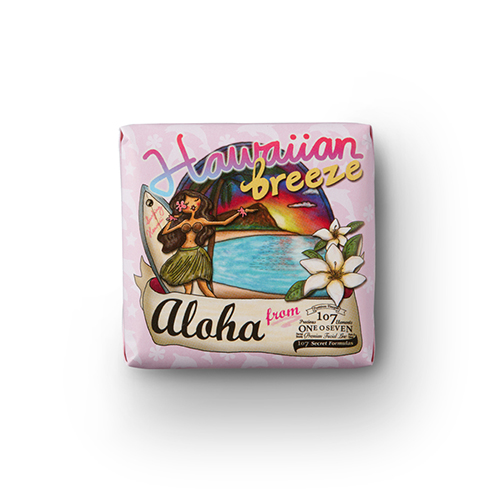 ONEOSEVEN Hawaiian Breeze Soap
