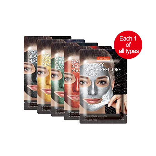 PUREDERM Galaxy Peel-Off Mask