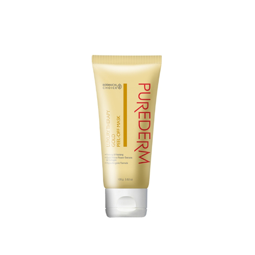 PUREDERM Luxury Therapy Peel-Off Mask