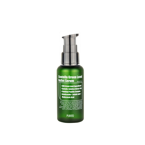 PURITO Centella Green Level Buffet Serum