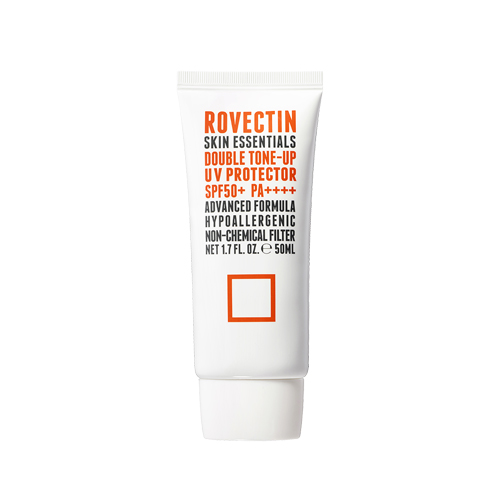 ROVECTIN Skin Essentials Double Tone-up UV Protector