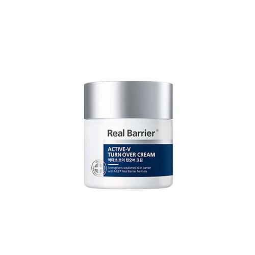 Real Barrier Active-V Turnover Cream
