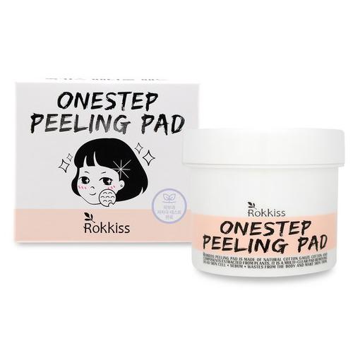 Rokkiss One Step Peeling Pad