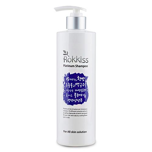 Rokkiss Platinum Shampoo