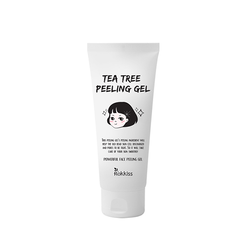 Rokkiss Tea Tree Peeling Gel