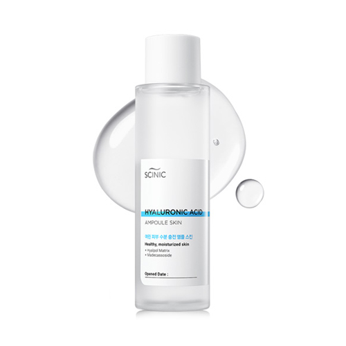 SCINIC Hyaluronic Acid Ampoule Skin