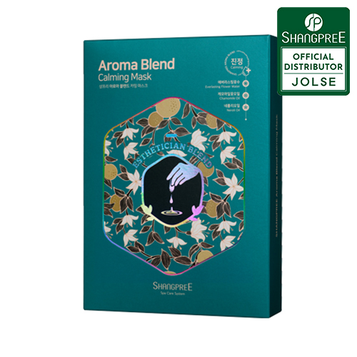 SHANGPREE_Aroma_Blend_Calming_Mask_10ea
