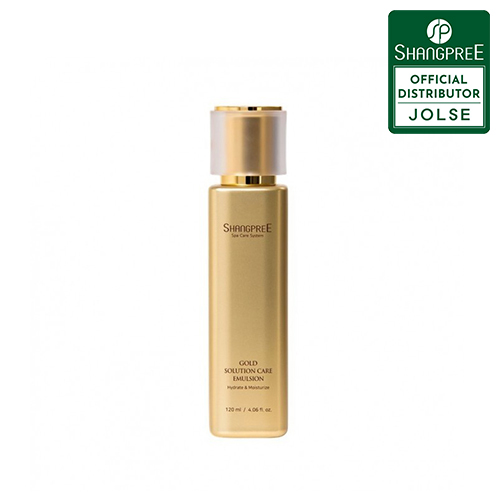 SHANGPREE Gold Solution Care Emulsion 120ml