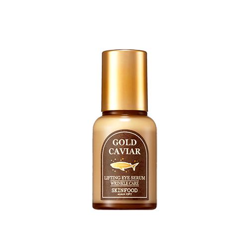 SKINFOOD Gold Caviar Lifting Eye Serum