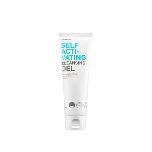 SKINMISO Self Activating Cleansing Gel