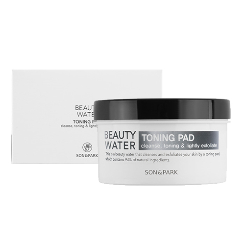 SON&PARK Beauty Water Toning Pad