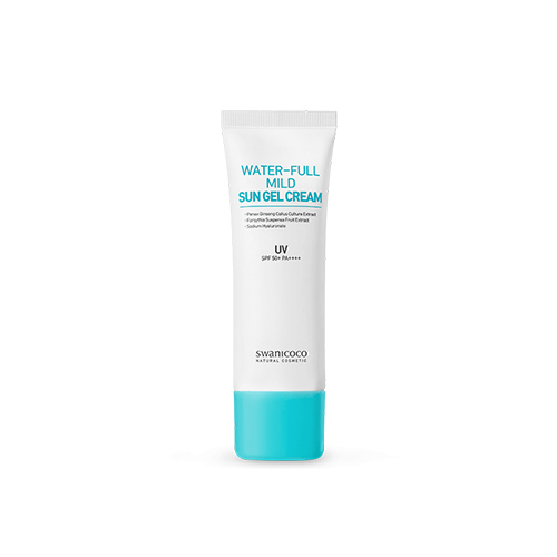 SWANICOCO Water-Full Mild Sun Gel Cream