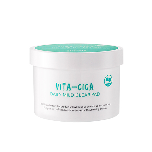 ShionLe Vita-Cica Daily Mild Clear Pad