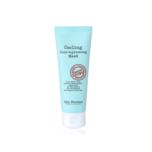 Skin Watchers Cooling Pore-tightening Mask