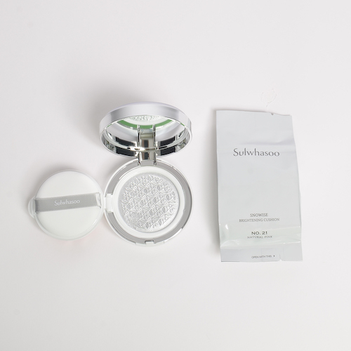 Sulwhasoo Snowise Brightening Cushion SPF50+ PA+++ + Refill