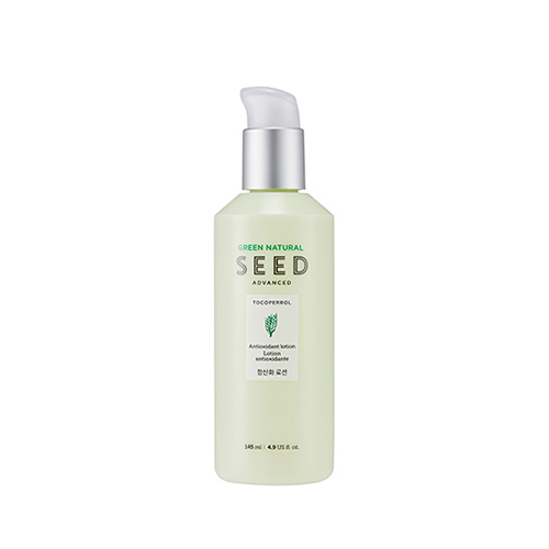 THE FACE SHOP Green Natural Seed Advanced Antioxidant Lotion