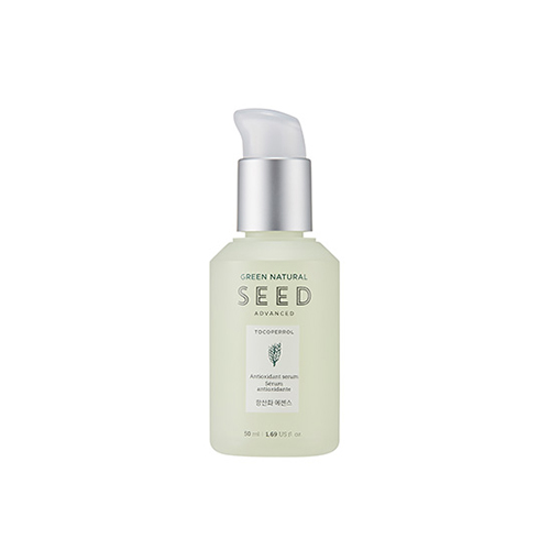 THE FACE SHOP Green Natural Seed Advanced Antioxidant Serum