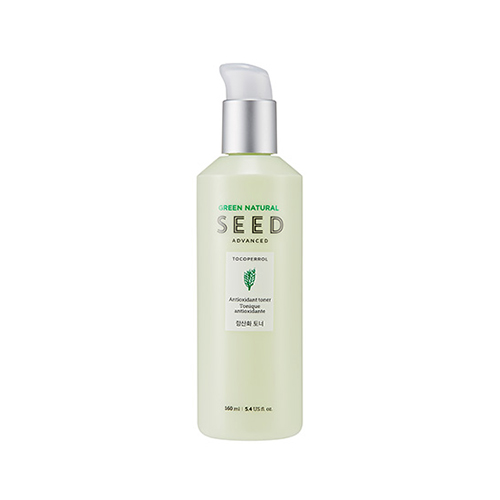 THE FACE SHOP Green Natural Seed Advanced Antioxidant Toner