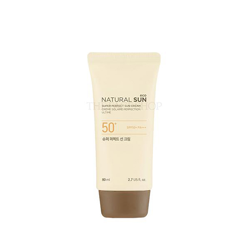 THE FACE SHOP Natural Sun Eco Super Perfect Sun Cream