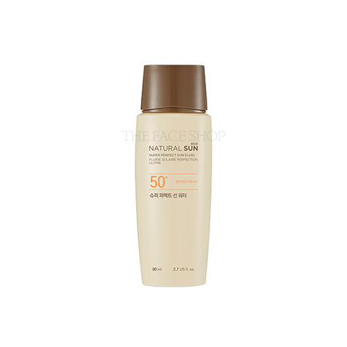 THE FACE SHOP Natural Sun Eco Super Perfect Sun Water
