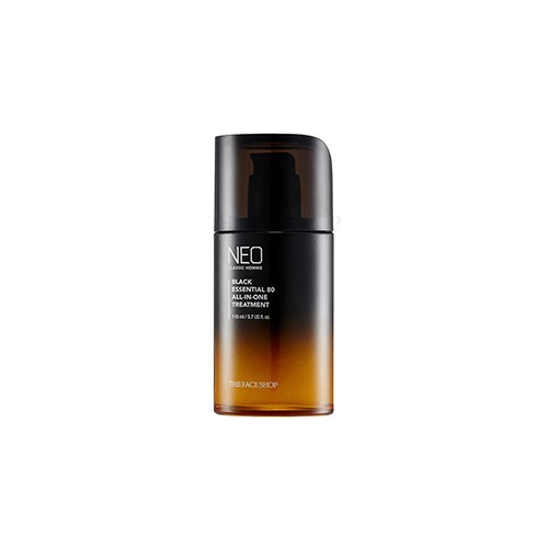 THE FACE SHOP Neo Classic Homme Black Essential 80 All-In-One Treatment
