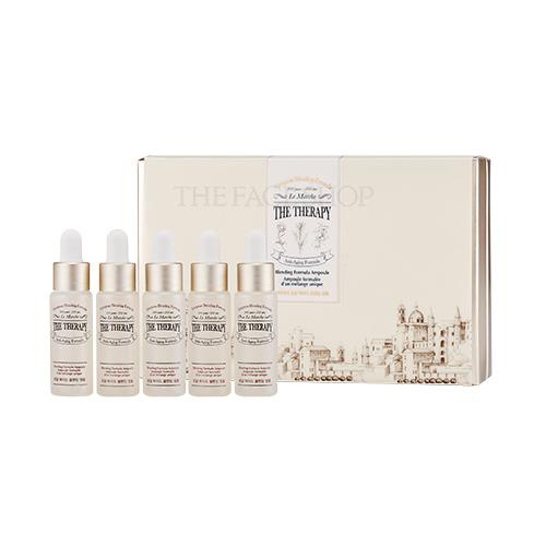 THE FACE SHOP The Therapy Royal Made Blending Formula Ampoule