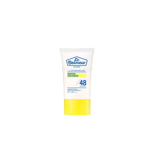 THE FACE SHOP UV Derma Mineral Sun Cream