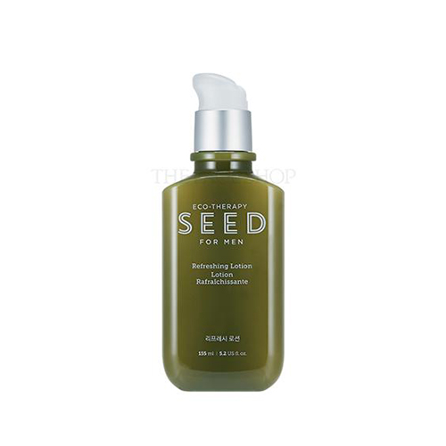 The FACE Shop Gold Seed For Men Refreshing Lotion