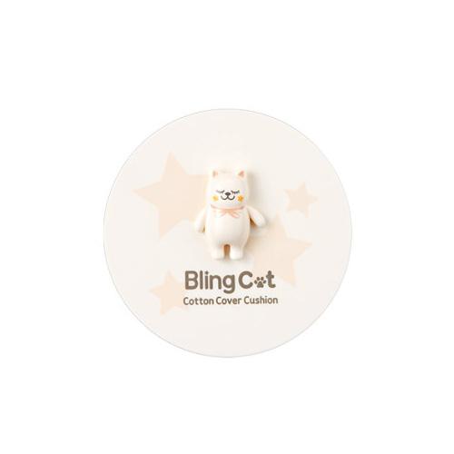 TONYMOLY Bling Cat Cotton Cover Cushion