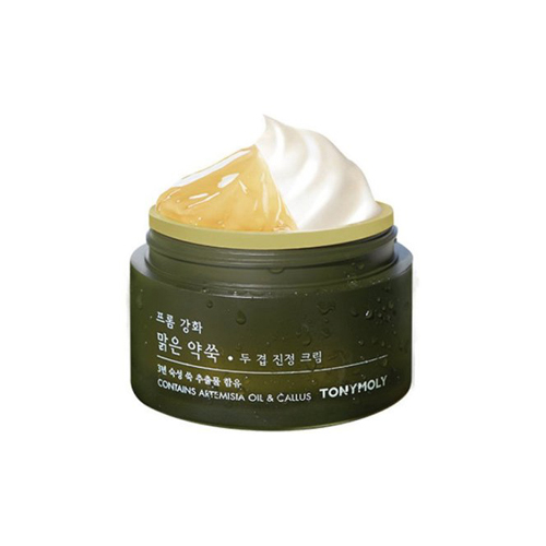 TONYMOLY Contains Artemisia Oil & Callus Cream