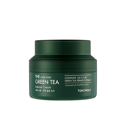 TONYMOLY THE Chok Chok Green Tea Intense Cream