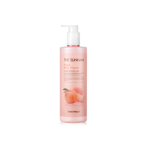 TONYMOLY The Sunhan Peach Body Shower