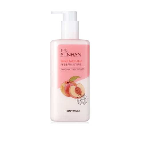 TONYMOLY The Sunhan Peach Body Lotion