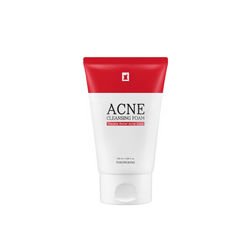 TOSOWOONG Acne Cleansing Foam
