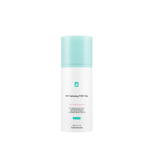 TOSOWOONG SOS Tightening Pore Clinic Daily Peeling Booster