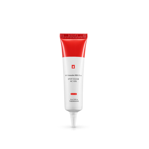 TOSOWOONG SOS Intensive Red Clinic Spot Clear AC Gel