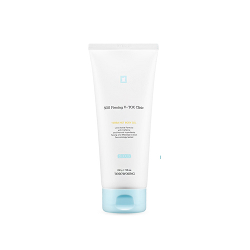 TOSOWOONG SOS Firming V-TOX Clinic Yerba Hot Body Gel